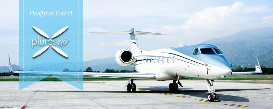 Da karada da taraftar söylemine tekabül eden taraftara özel uçak